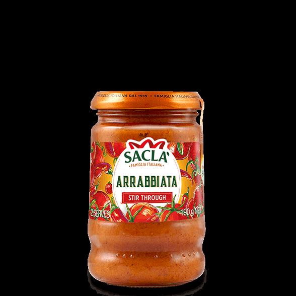 Arrabbiata – Tomato and chilli pasta sauce