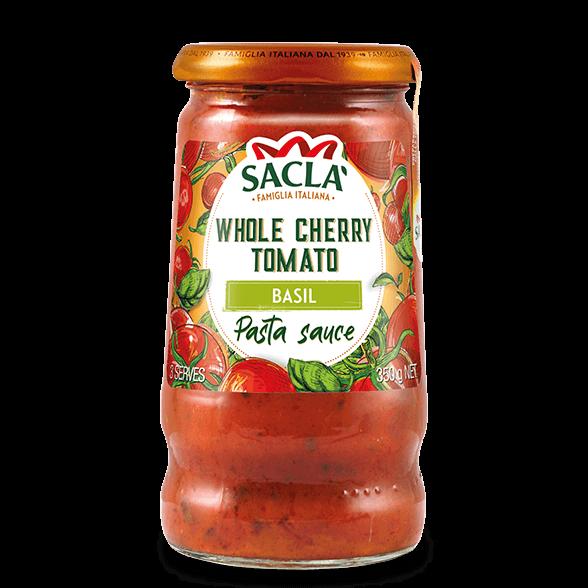 Napoletana – cherry tomatoes and basil (350g)
